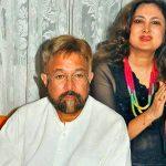 राजेश खन्ना अनीता आडवाणी के साथ
