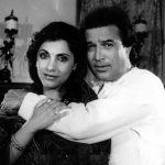 राजेश खन्ना अपनी पत्नी के साथ