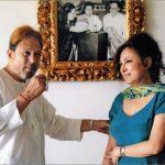 राजेश खन्ना और अनीता आडवाणी