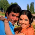 राजेश खन्ना मुमताज के साथ