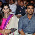राम चरण अपनी पत्नी के साथ