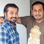 अनुराग कश्यप अपने भाई अभिनव कश्यप के साथ