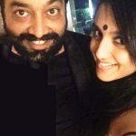 अनुराग कश्यप शुभरा शेट्टी के साथ
