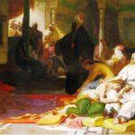 अलाउद्दीन के अंतिम दिनों के दौरान मलिक काफ़ूर
