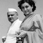 फ़िरोज़ गांधी और इंदिरा गांधी