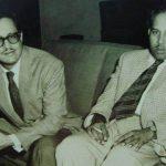 गुरु दत्त अबरार अल्वी के साथ