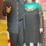 चित्रा सिंह अपने दूसरे पति जगजीत सिंह के साथ