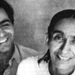दिलीप कुमार अपनी मां के साथ