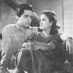 दिलीप कुमार कामिनी कौशल के साथ