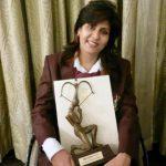 दीपा मलिक अर्जुन पुरस्कार के साथ