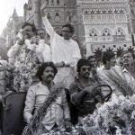 बाल ठाकरे मुंबई मेयर चुनाव के दौरान