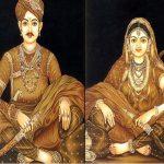रावल रतन सिंह पद्मावती के साथ