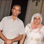विजेन्द्र सिंह के माता-पिता