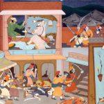 शिवाजी का शाइस्ता खान पर हमला