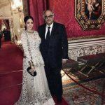 श्रीदेवी अपने पति बोनी कपूर के साथ