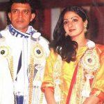 श्रीदेवी मिथुन चक्रवर्ती के साथ
