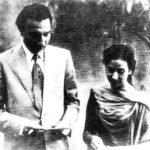 साहिर लुधियानवी अमृता प्रीतम के साथ