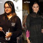 सोनाक्षी सिन्हा दबंग फिल्म से पहले और बाद में