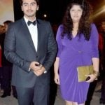 अर्जुन कपूर अपनी बहन के साथ