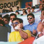 दाऊद इब्राहिम शारजाह क्रिकेट स्टेडियम में