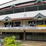 बेंगलुरु में राष्ट्रीय क्रिकेट अकादमी
