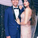 अक्षत राजन जाह्नवी कपूर के साथ