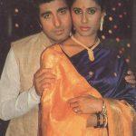 राज बब्बर अपनी दूसरी पत्नी स्मिता पाटिल के साथ