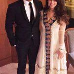 रितिका सजदेह अपने पति रोहित शर्मा के साथ