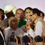शिवराज सिंह चौहान भूख हड़ताल पर