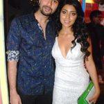 श्रीया सरन अपने पूर्व प्रेमी राजीव माल्लु के साथ