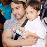 आमिर खान आजाद राव खान के साथ