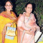 आमिर खान की माँ और बहन