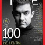 आमिर खान टाइम पत्रिका में