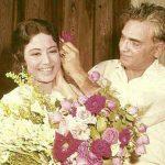 मीना अपने पति कमाल अमरोही के साथ