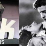 राज कपूर आरके फिल्म्स में नरगिस के साथ