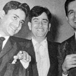 राज कपूर देव आनंद और दिलीप कुमार के साथ