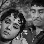 राज कपूर पद्मिनी के साथ