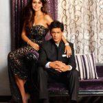 शाहरुख़ खान अपनी पत्नी गौरी खान के साथ