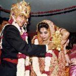 शाहरुख़ खान और गौरी खान वैवाहिक तस्वीर