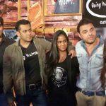 सलमान खान अपने भाई बहनों के साथ