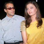 सलमान खान ऐश्वर्या राय के साथ