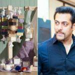 सलमान खान का साबुनों से प्यार