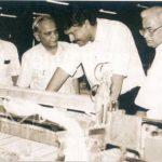 1980 के दशक में अजय पीरामल मोरारजी मिल्स में