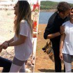 आनंद पीरामल ईशा अंबानी विवाह के लिए प्रस्तावित करते हुए
