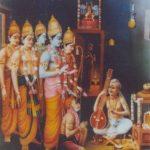 त्यागराज प्रभु श्री राम जी के सेवक