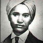 भगत सिंह बचपन के दिनों में