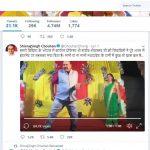 शिवराज सिंह चौहान ट्वीट