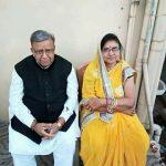 संजीव श्रीवास्तव के माता-पिता