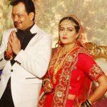 भैय्यूजी महाराज और आयुषी शर्मा विवाह की तस्वीर