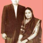 भैय्यूजी महाराज के माता-पिता